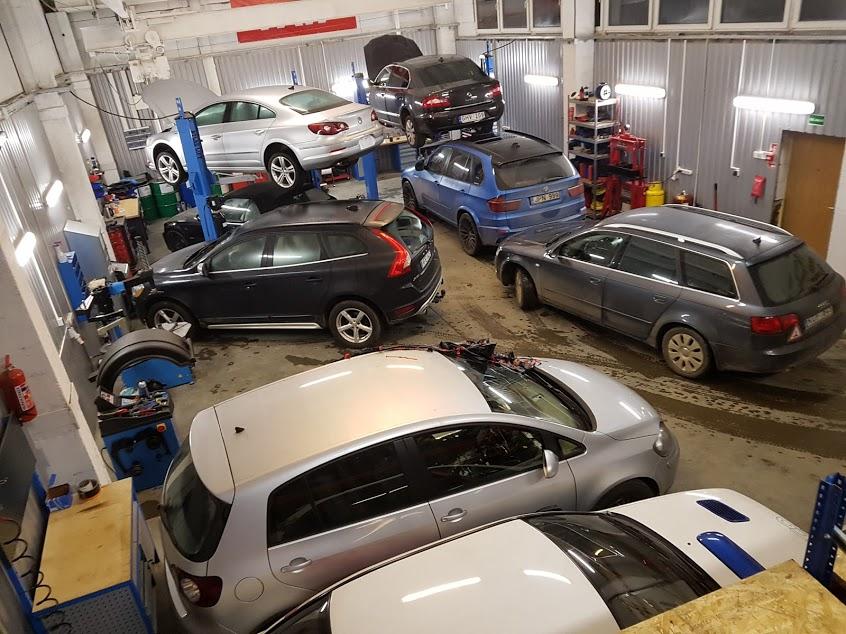 automobilių prekybos galimybės